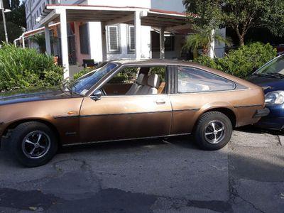 usata Opel Manta - 1980