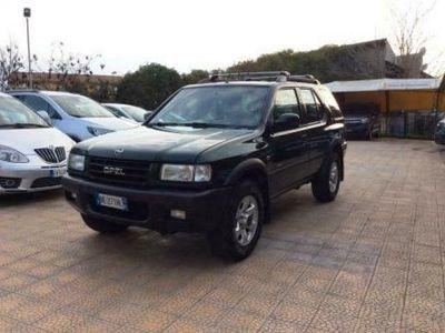usado Opel Frontera 16V DTI Wagon Limited