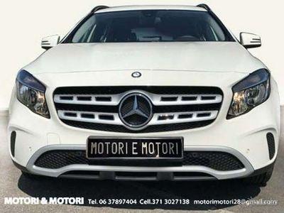 usata Mercedes GLA200 d Automatic Executive,Navi