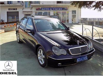 usata Mercedes C220 CDI cat Avantgarde Perfetto 12 mesi garanzia