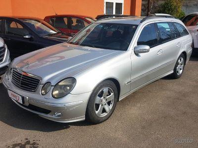 usado Mercedes E270 cdi SW 2003 AVANTGARDE (FULL-TETTO)