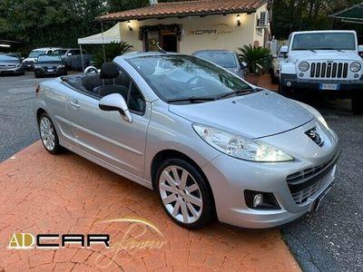 usata Peugeot 207 CC 1.6 HDi 110CV Féline BELLISSIMA! UNICA!