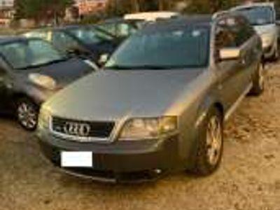 usata Audi A6 Allroad 2.5 TDI 180 CV Diesel