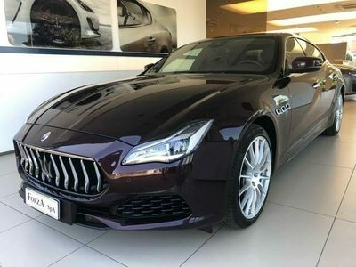 usata Maserati Quattroporte 3.0 V6 430 CV S Q4 MY'18