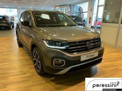 usata VW T-Cross - 1.0 TSI 110 CV Advanced nuova a Portogruaro