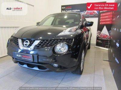 usata Nissan Juke Juke1.5 dci Acenta 110cv E6