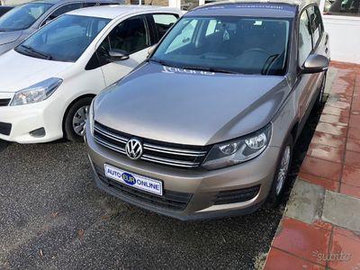 brugt VW Tiguan 2.0TDI Bluemotion 2014