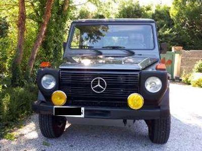 usata Mercedes G230