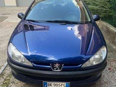 usata Peugeot 206 1.4i Roland Garros