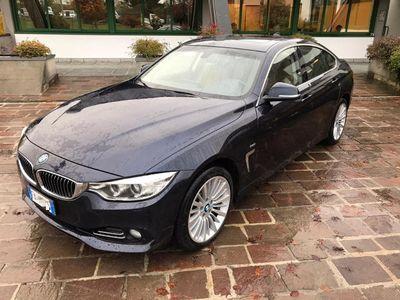 usata BMW 430 4x4 LUXURY UNIPRO NAVI PELLE TETTO AUTO KM 163237