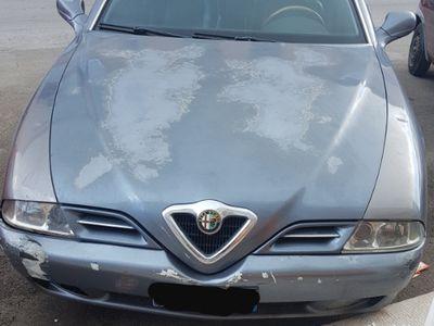 usata Alfa Romeo 166 2.4 JTD cat Distinctive
