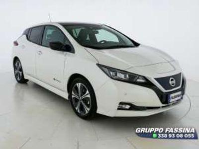 usata Nissan Leaf tekna elettrica