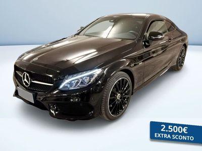 usata Mercedes 220 CLASSE C COUPÉ C Couped Premium 4matic auto