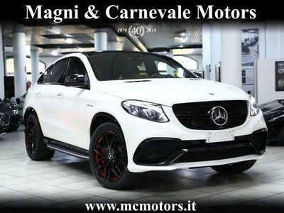 usata Mercedes GLE63 AMG AMG S|CAMERA 360°|MOTORE NUOVO UFF|ACC|SPORT EXH.