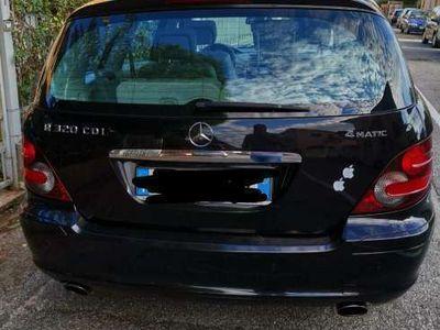 usata Mercedes R320 CDI cat 4Matic Sport Lunga