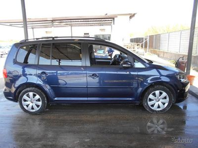 usata VW Touran 1.6 TDI Business DPF Comfortli