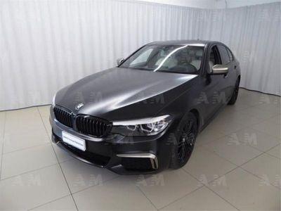 usata BMW M550 Serie 5 d xDrive del 2018 usata a Vinci