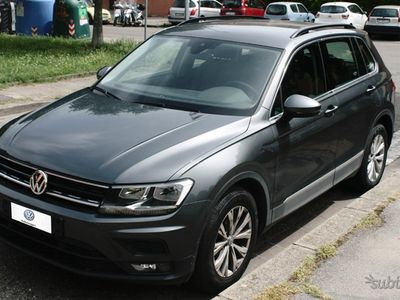 begagnad VW Tiguan 2ª serie - 2018