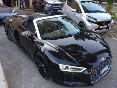usata Audi R8 Spyder CARBOCERAMICA- CARBON PACK- B&O- ITALIANA