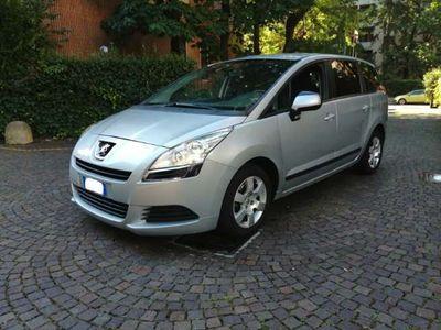 usata Peugeot 5008 1.6 HDi 110CV Tecno