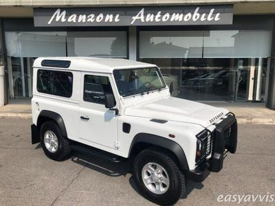used Land Rover Defender 90 2.2 TD4 Station Wagon NEOPATENTATI