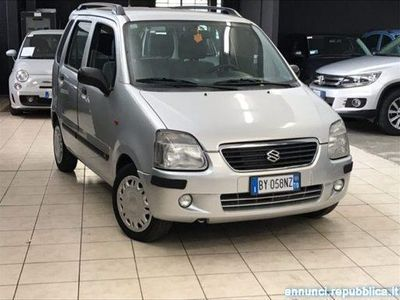 usata Suzuki Wagon R 1.3i 16V cat 4x4 GL by058nz (ri
