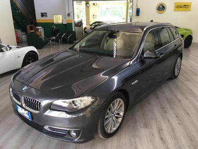 usata BMW 525 LUXURY UNIPRO AUTO 4X4 NAVI KM 134703 CERTIFICATI