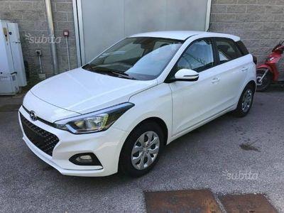 used Hyundai i20 1.2 MPi GO Fine Serie con EXTRA SCONTO