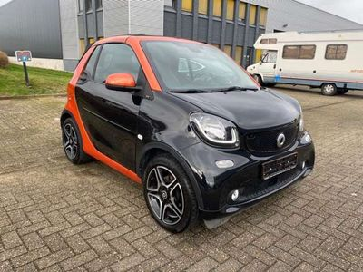 usata Smart ForTwo Cabrio brabus EQ Style