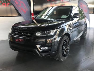 brugt Land Rover Range Rover 3.0 250CV 2016 NERO