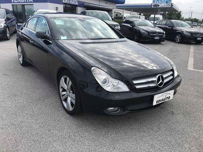 usata Mercedes CLS320 CDI Sport pari al nuovo