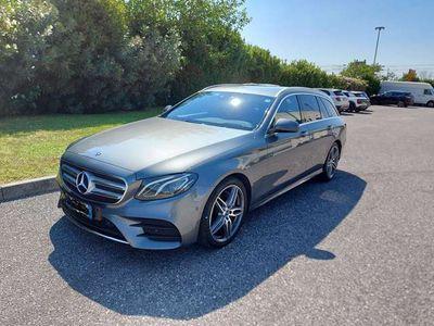 usata Mercedes E200 S.W. Auto AMG Line