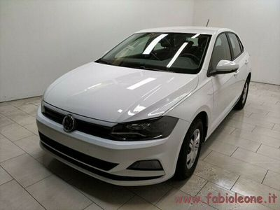 usata VW Polo 1.0 EVO 80 CV 5p. Comfortline BlueMotion Technolog