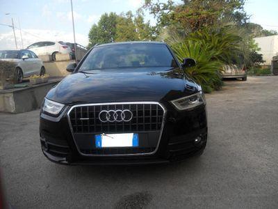 używany Audi Q3 2.0 TDI quattro S tronic S Line Editi