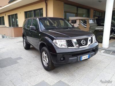 usata Nissan Pathfinder km originali