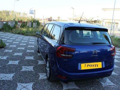 usata Citroën Grand C4 Picasso 7 POSTI 1.6 BLUE HDI 120 CV S&S NAVIGATORE