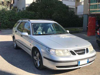 usata Saab 9-5 2.2 turbodiesel TiD S.W. Balance