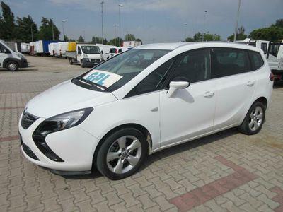usata Opel Zafira Tourer 1.4 Turbo 140CV GPL