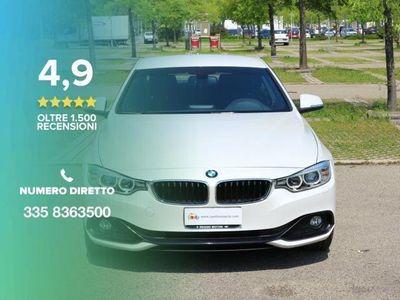 usata BMW 420 i Coupé Sport