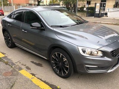 used Volvo S60 CC D4 geartronic