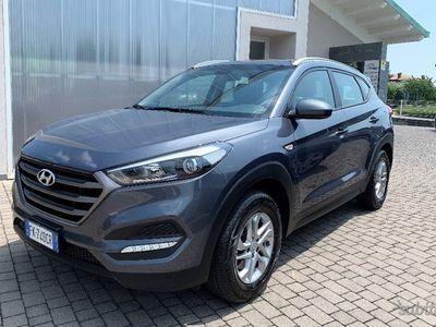 usata Hyundai Tucson 1.7 CRDi GARANZIA UFFICIA