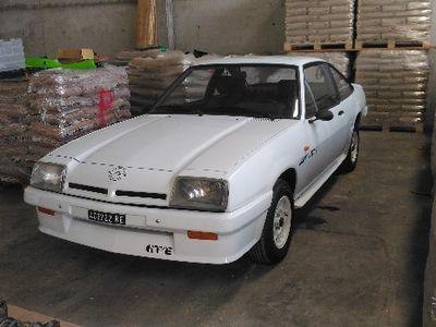 used Opel Manta 1.2S replica GTE