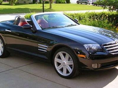 usata Chrysler Crossfire 3.2 cat Roadster Automatico