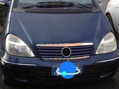 usata Mercedes A160 cat Elegance