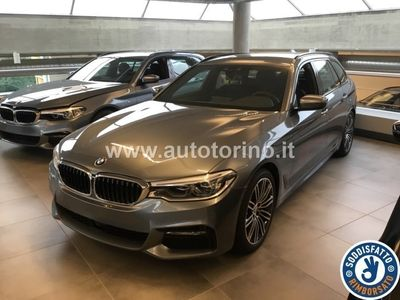 brugt BMW 520 SERIE 5 TOURING d Touring M SPORT