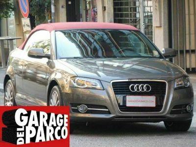 usata Audi A3 Cabriolet 1.8 TFSI S TRONIC AUTO CON 35.000KM