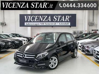 usata Mercedes B200 Classed Automatic Sport del 2018 usata a Altavilla Vicentina