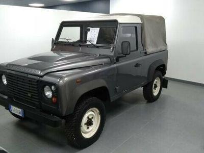 usata Land Rover Defender 90 2.4 TD4 Soft top E