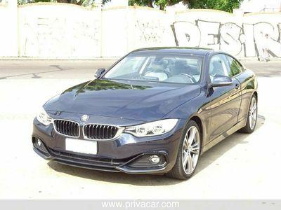 usata BMW 425 Serie 4 Coupé d coupe Sport auto