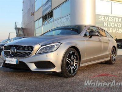 usata Mercedes CLS500 SW 4Matic Premium AMG TETTO SEDILI CLIMATIZZATI rif. 12957278